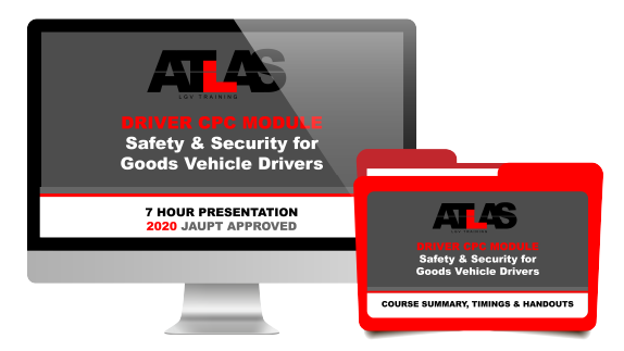 Safety & Security for Goods Vehicle Drivers